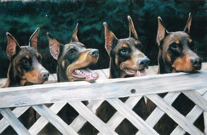 Paintings in Pastel - by Judy Manherz